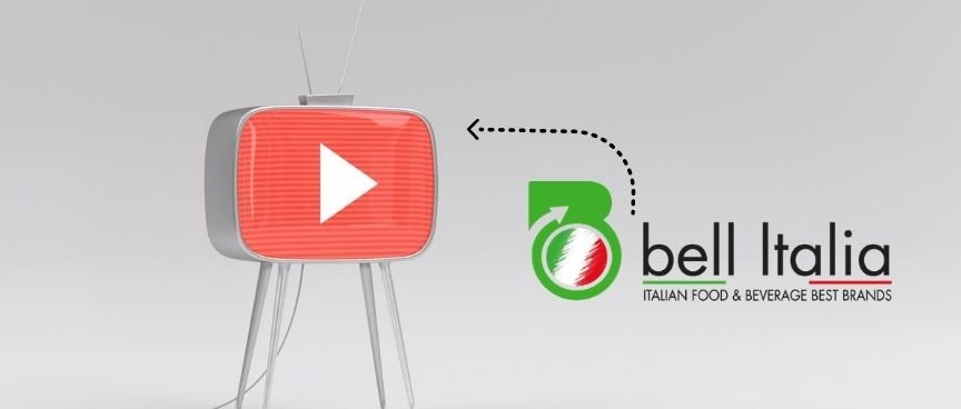 Showcase of the best Italian products: the Bell Italia Vlog is on YouTube
