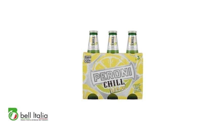 prodotti food & drink italiani bell italia peroni chill lemon