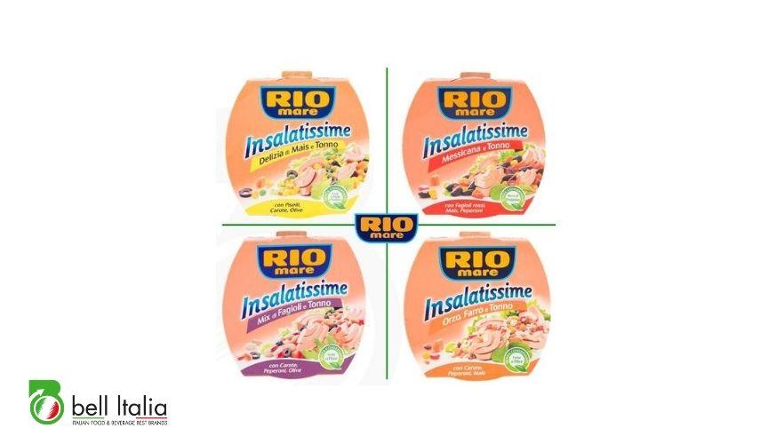 prodotti food & drink italiani bell italia riomare insalatissime