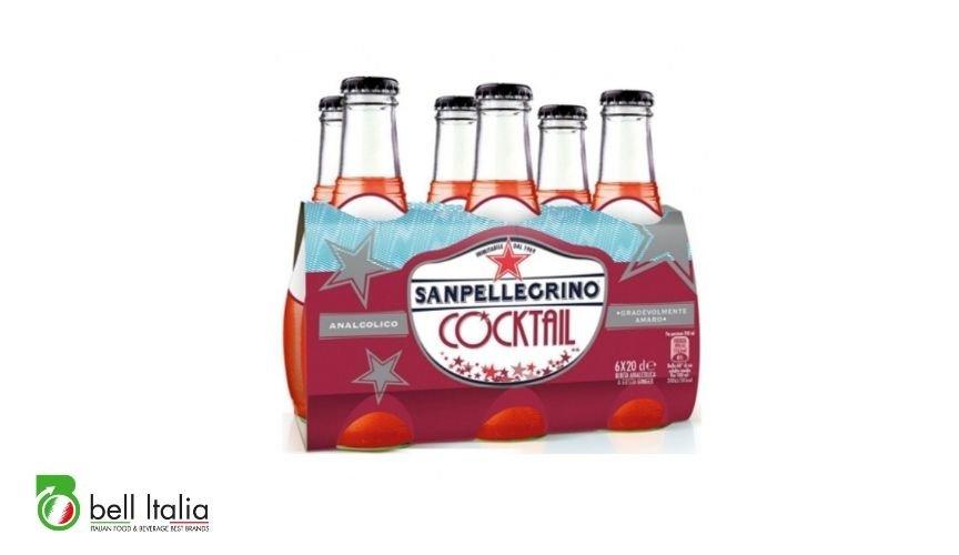 cocktail san pellegrino Bell Italia Srl