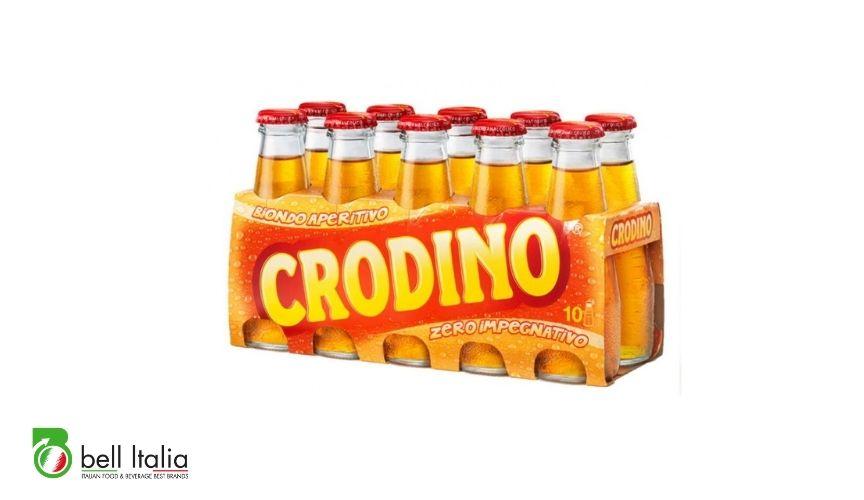 Aperitivo italiano: 5 bebidas Italianas Crodino Bell Italia Srl