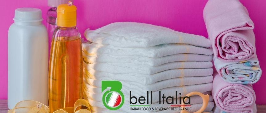 baby care italiana bell italia