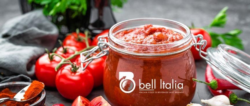 Italian sauces brands Bell Italia Srl