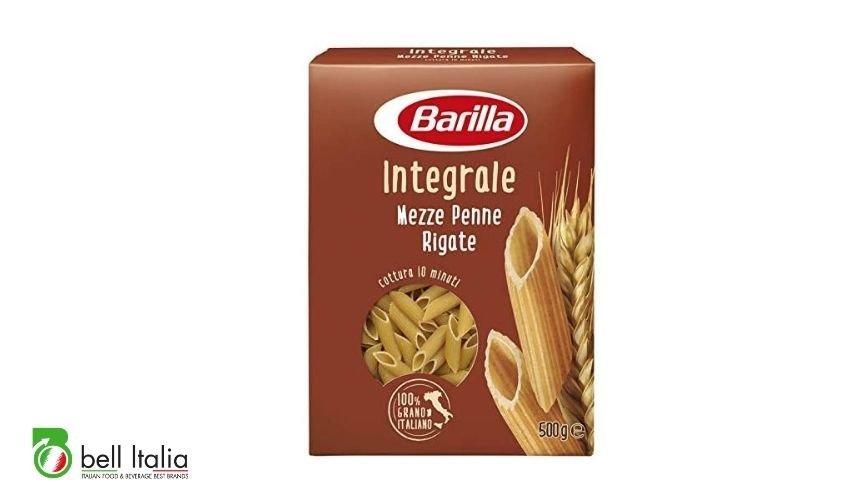 Pasta Integrale Italiana barilla Bell Italia