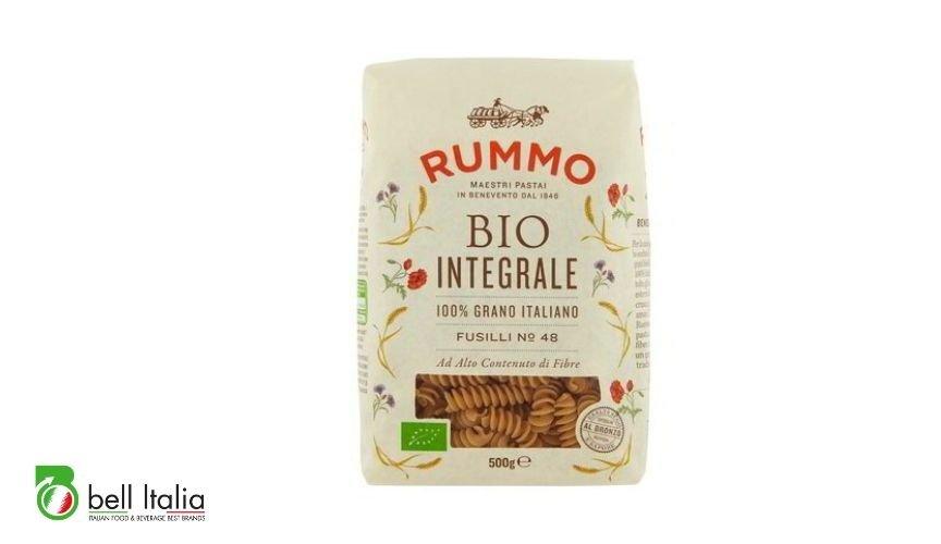 Pasta Integrale Italiana rummo Bell Italia