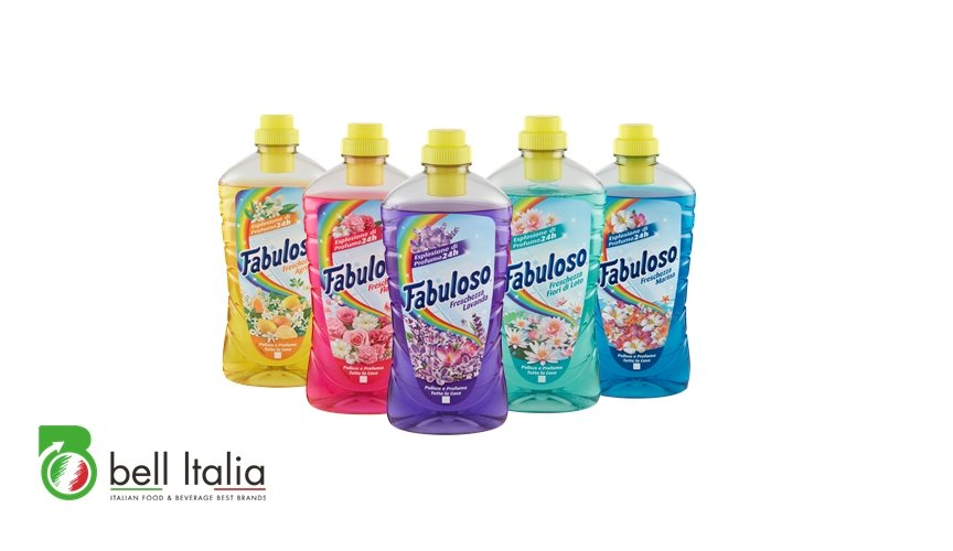 detersivi per pavimenti più venduti fabuloso detergente