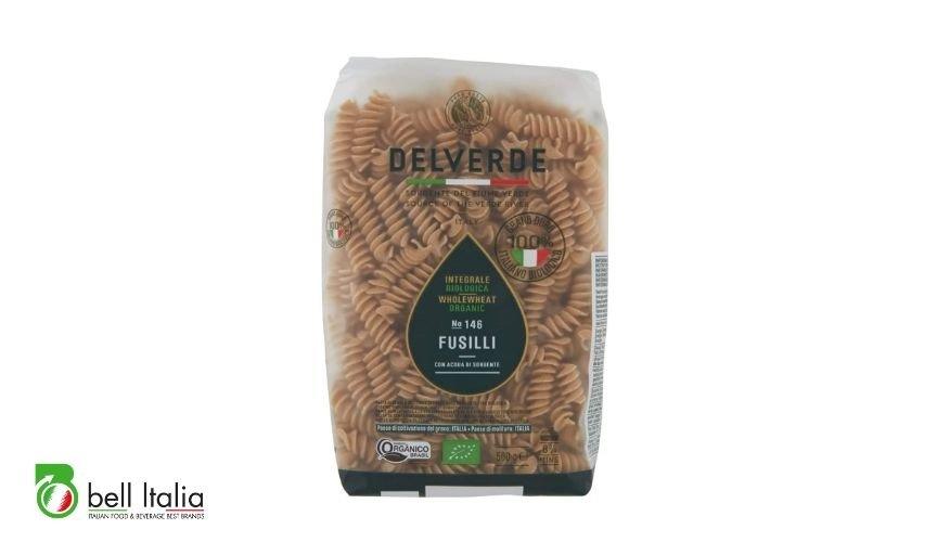pasta integrale italiana bell italia delverde