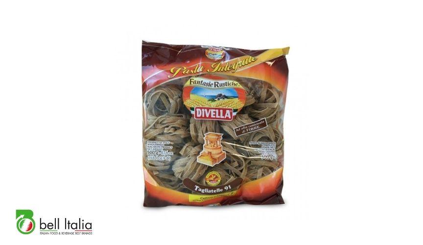 pasta integrale italiana bell italia divella