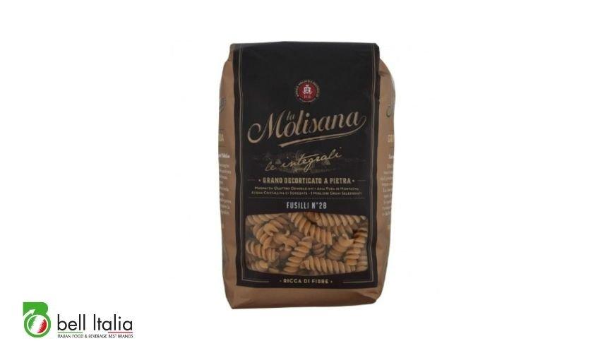 pasta integrale italiana bell italia la molisana