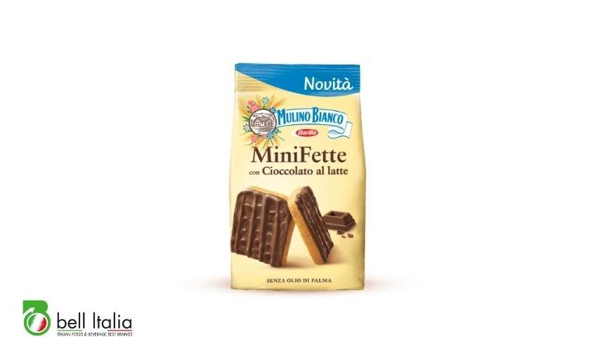 snack dolci italiani mini fette mulino bianco bell italia