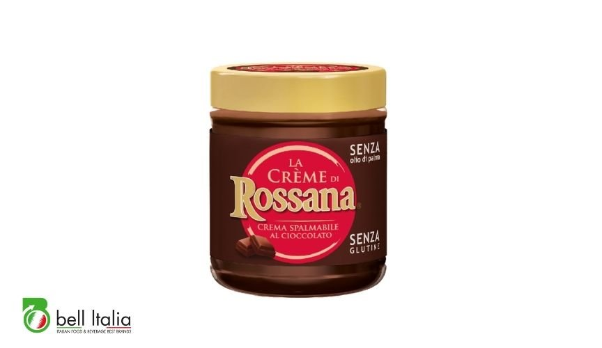 snack dolci italiani rossana fondente bell italia