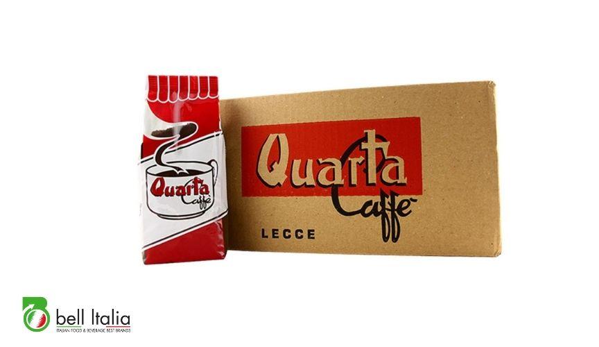 miglior caffè italiano bell italia quarta caffè