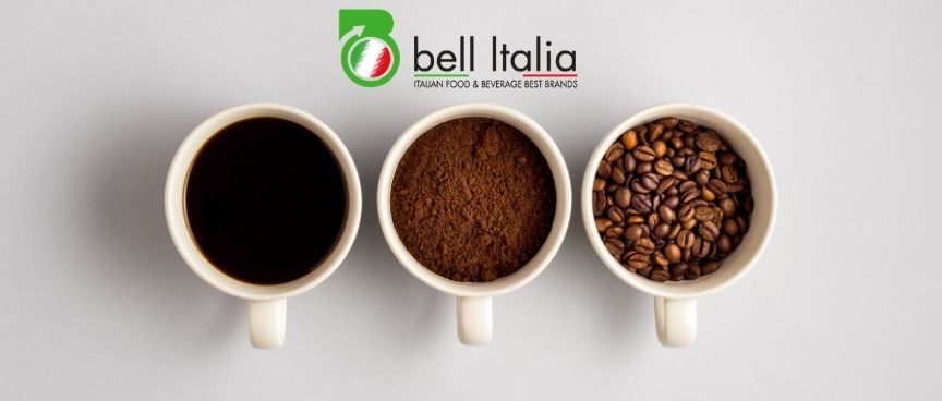 Best Italian coffee Bell Italia srl