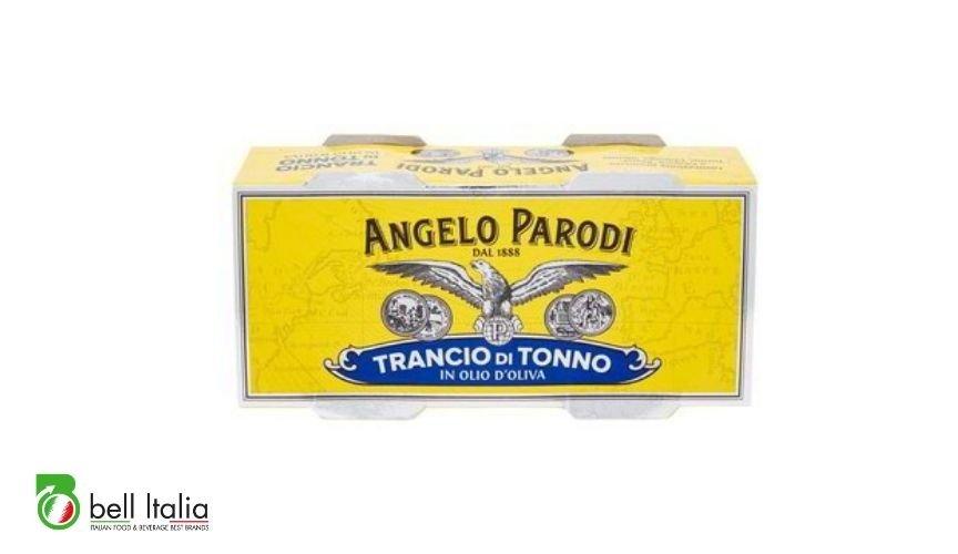 Tonno in scatola tonno angelo parodi