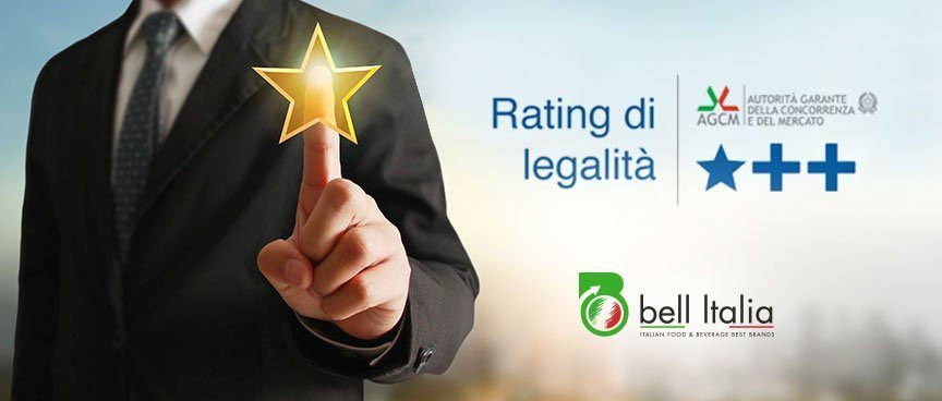 Rating of Legality Bell Italia srl