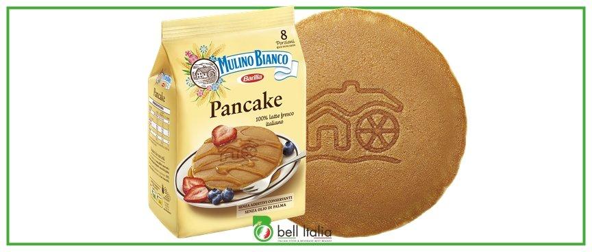 Nuovi prodotti food italiani Mulino Bianco Pancake