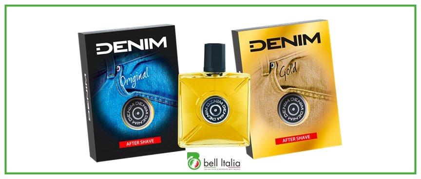 Denim - prodotti per la rasatura italiani - Bell Italia srl