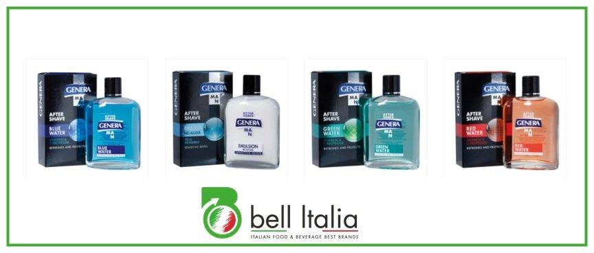 Prodotti per la rasatura italiani - Genera - Bell Italia srl