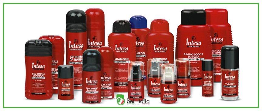Prodotti per la rasatura italiani Bell Italia srl - Intesa Pour Homme