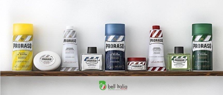 Prodotti per la rasatura italiani Bell Italia srl - Proraso