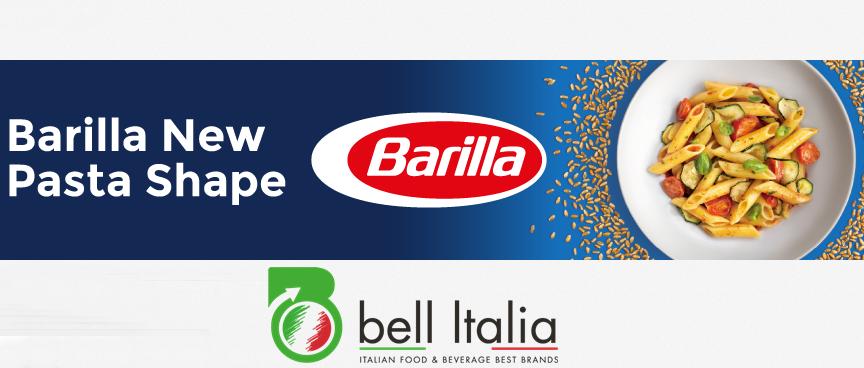 Barilla pasta contest new shape Bell Italia srl