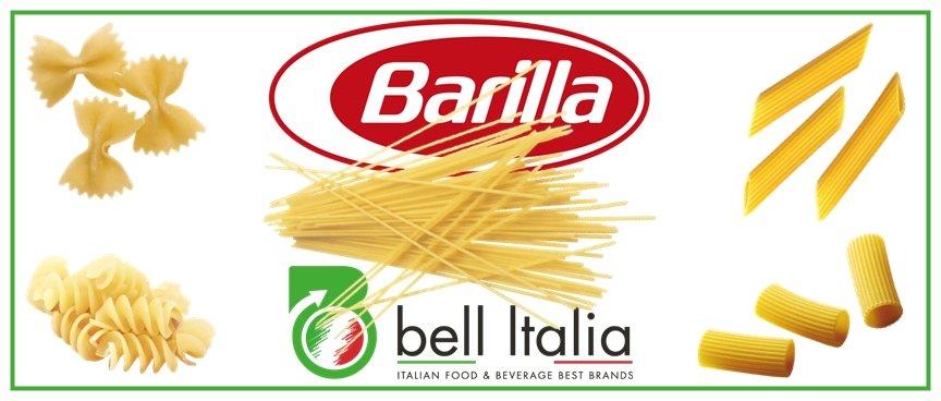 Nuovo contest pasta Barilla - Bell Italia srl