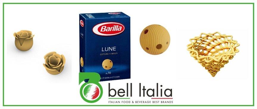 Pasta Barilla - nuovi formati - Bell Italia srl