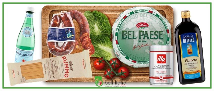 Productos Italianos Estados Unidos - Bell Italia srl