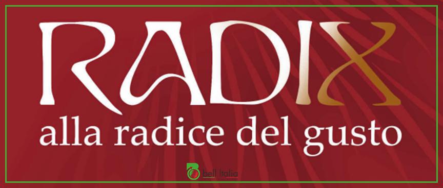 Radix liquori - Alla radice del gusto - Bell Italia srl - Vetrina Italia