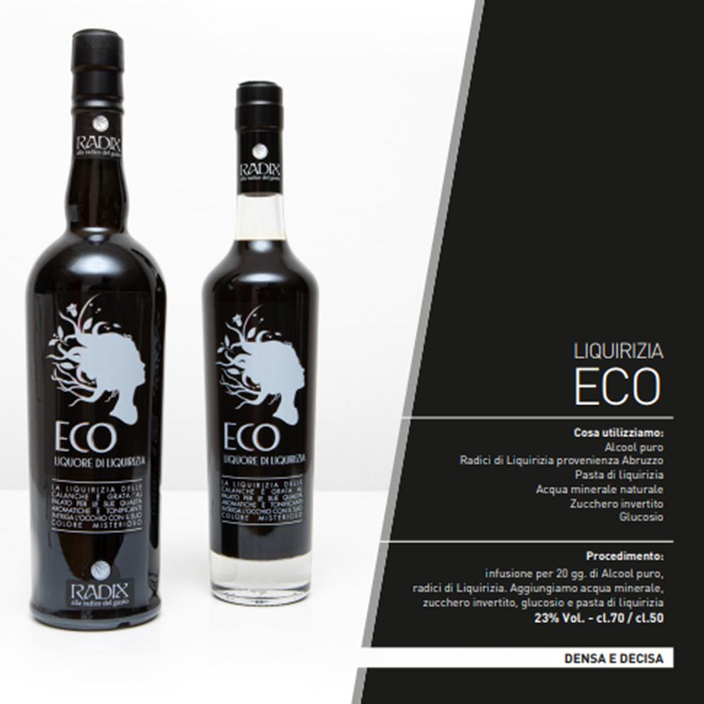 Radix Eco - Liquore di Liquirizia