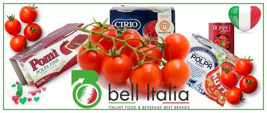 polpa di pomodoro italiana