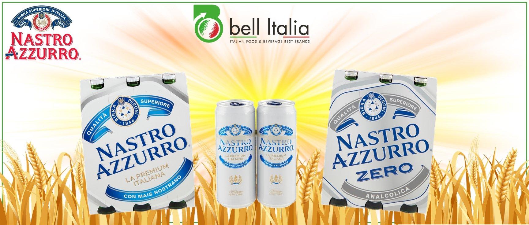 Popular Italian Beers - Bell Italia srl