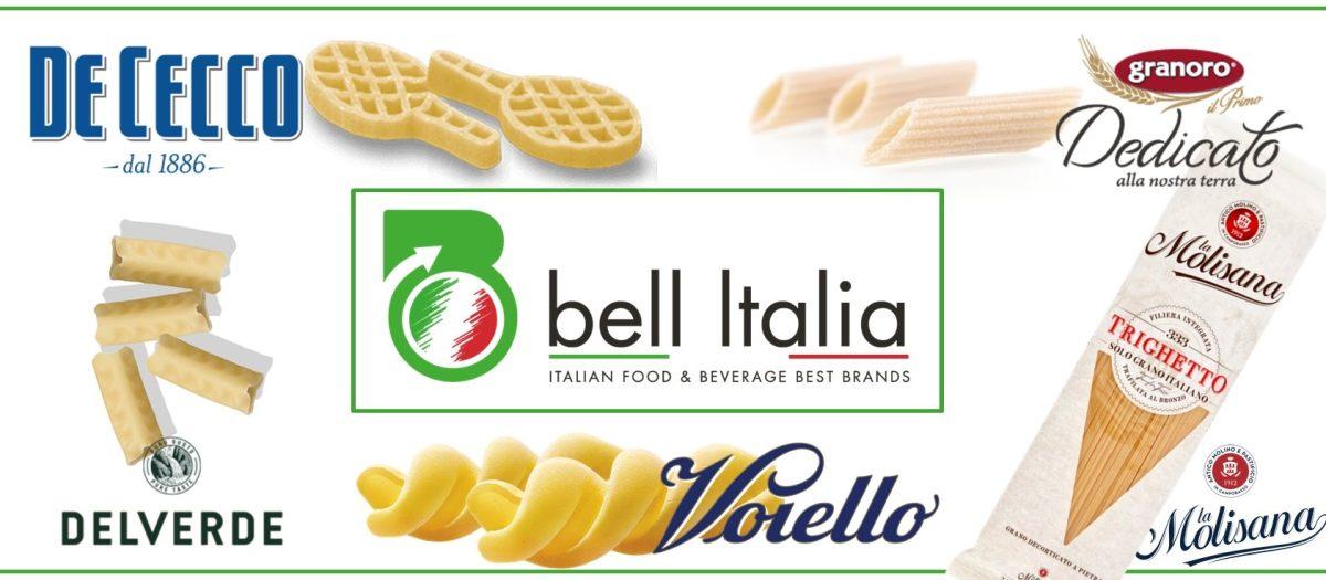 5 trafile di pasta italiana - Bell Italia srl