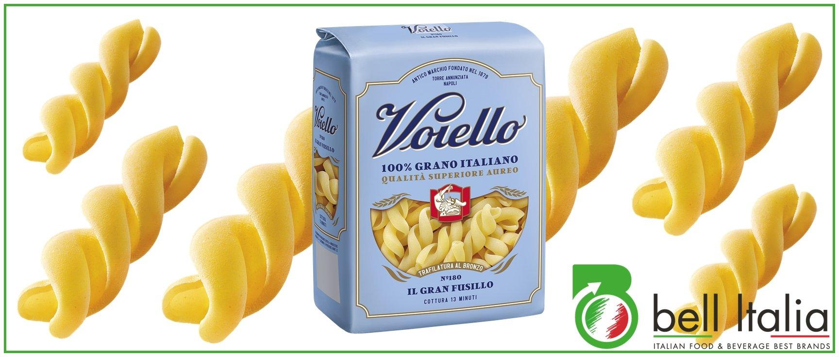 Pasta italiana per stupire - Voiello