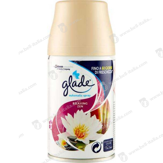 GLADE AUTOM.SPRAY RIC.RELAXING ZEN