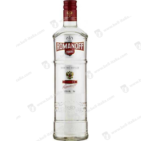 VODKA ROMANOFF POLACCA CL.70