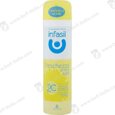 DEO INFASIL SPRAY ACTIVE FRESH 150