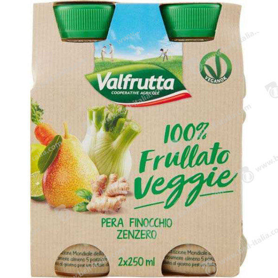 VALFRUTTA ML.250 MIX VEGGIE VERDE X2