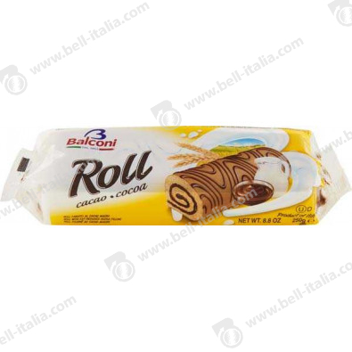 BALCONI GR.250 ROLL CACAO