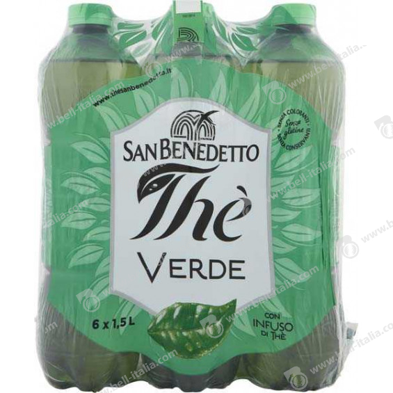 SAN BENEDETTO LT.1,5 THE VERDE