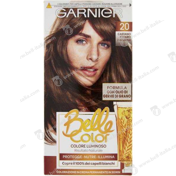 BELLE COLOR N20 CAST.C