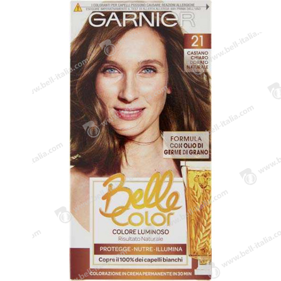 BELLE COLOR N21 CAST.CH.DOR.