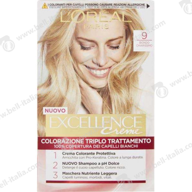 EXCELLENCE L'OREAL BIONDO CH.MO.N9