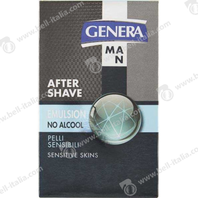 AFTER SHAVE EMULSION ML100 N/ALCOOL