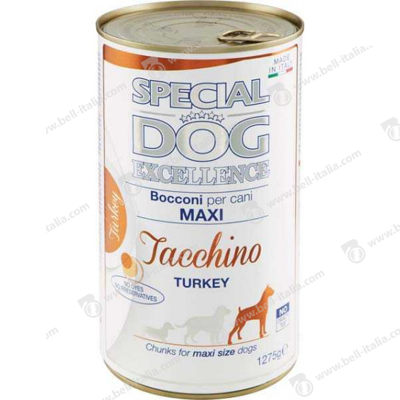 SPECIAL DOG EXCEL.ADULT TAC.1,275KG