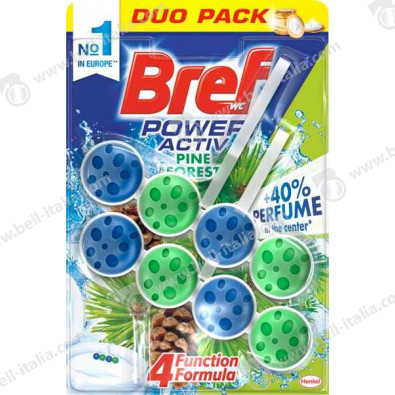 BREF POWER ACTIV.2 PZ OC/BOSCO