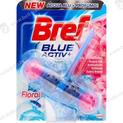 BREF POWER WC FLORAL GR.50