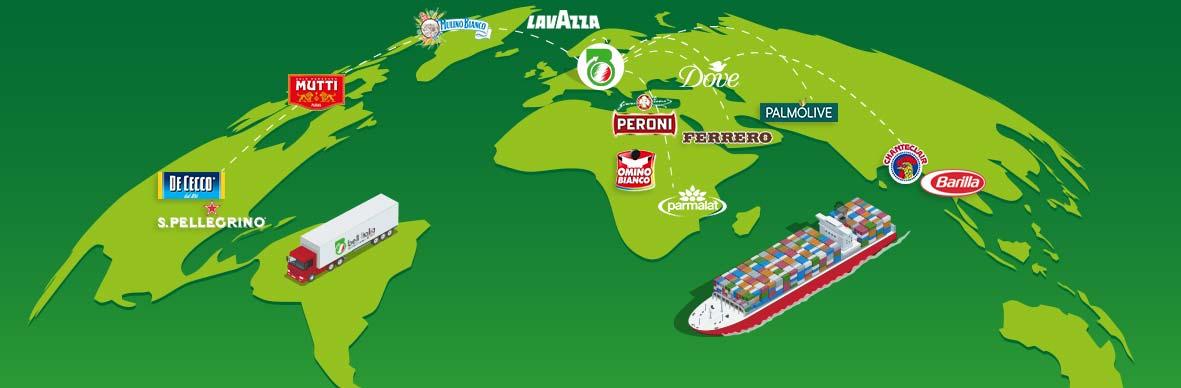 Wholesaler of Italian Products Worldwide